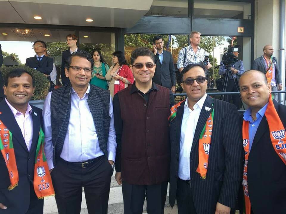 ofbjp with Vijay Ch